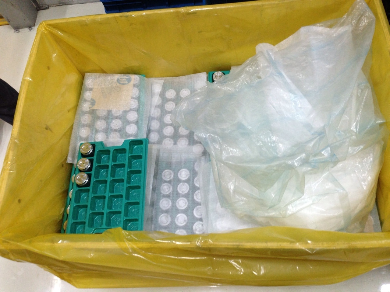 VCI bag-ถุงพลาสติกกันสนิม