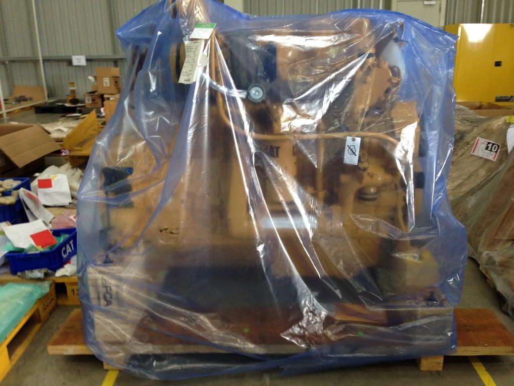 Anti-Rust Engine Cover Bag-ถุงพลาสติกกันสนิมสำหรับคลุมเครื่องยนต์