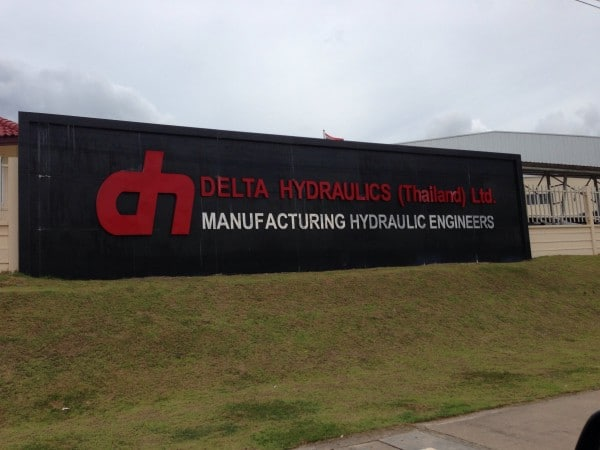 Delta Hydraulics (Thailand) Ltd.