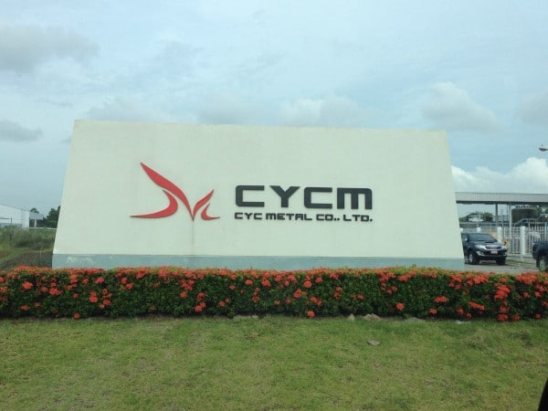 CYC METAL CO.,LTD.